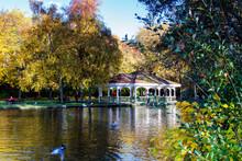 Gazebo In A Park, St Stephen's...