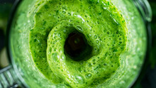 Green Fresh Smoothie Blended I...