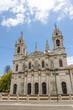 Vista da Basilica da Estrela em Lisboa
