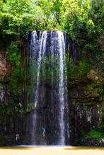 Millaa Milla Falls, Queensland...