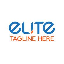 Elite Logo Design Template