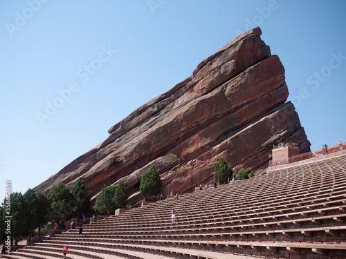 Canvastavla Red Rocks Park and Amphitheatre