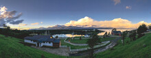 Super Wide Panorama Of Puerto ...