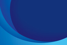 Paper Layer Circle Blue Abstra...
