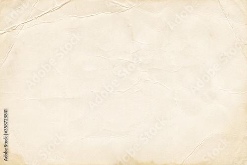 Fototapeta Old grunge parchment paper texture obraz