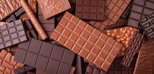 Milk Dark Chocolate Bars, Tast...
