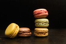 Macarons Sabrosos De Diferente...