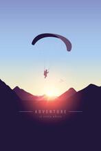 Paragliding Adventure Mountain...