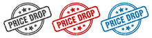 Price Drop Stamp. Price Drop R...