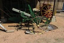 Old Farm Machinery