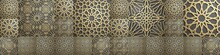 Islamic Pattern . Seamless Ara...