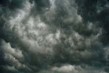Thunderclouds Before The Rain....