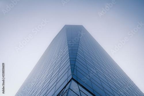 Photo Cuatro torres Madrid business area