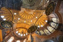 Hagia Sophia Museum In Istanbu...