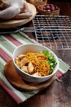 Mie Yamin Atau Yamin Noodles W...