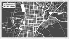 Guantanamo Cuba City Map In Re...