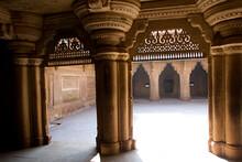 Interior Corridor At Gwalior F...