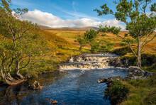 River Vagastie Falls - Sutherland