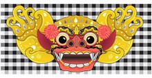 Balinese Barong Ket