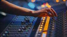 Modern Music Record Studio Con...