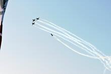 Bea Hawk Planes Formation Perf...