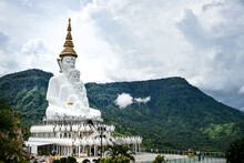 The Temple On The Kho Mountain Called Pha Son Kaew Was Taken In Phetchaboon Thailand On Jun 12, 2020