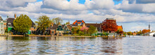 It's Typical Houses Of Zaanse ...