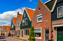 It's Typical House In Volendam...