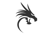 Vector Image Of A Dragon