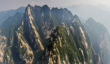 View From The Peak Of Hua Shan...
