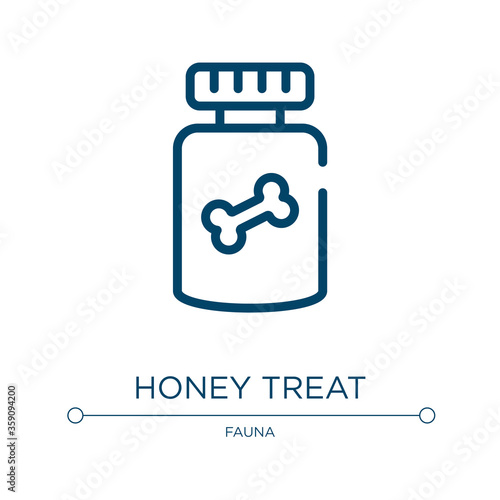 Photo Honey treat icon