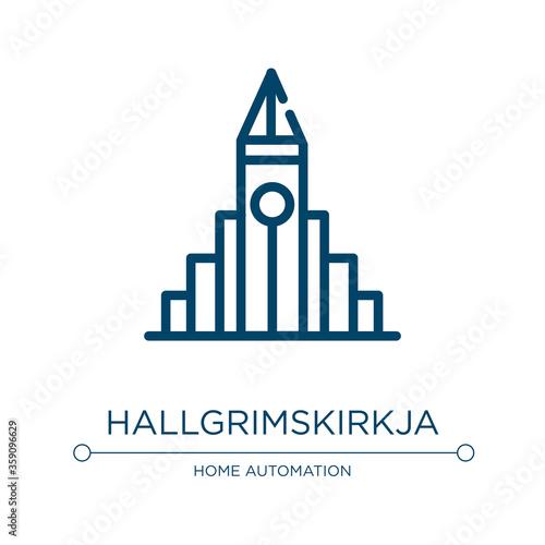 Valokuva Hallgrimskirkja icon