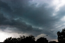 Shelf Cloud On The Front End O...