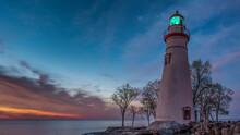 Marblehead Lighthouse At Sunri...