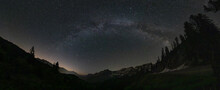 The Milky Way Seen From The Sw...