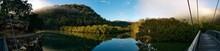 Beautiful Morning Panoramic Vi...