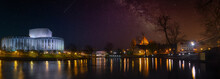 Night Panorama Of Bydgoszcz Fr...