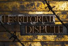 Territorial Dispute Text Forme...