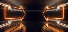 Sci Fi Futuristic Neon Retro M...