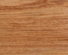 Solid American Hickory Wood Te...