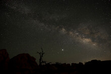Milky Way Rising Above This He...