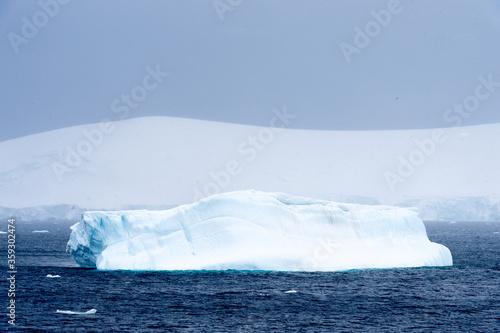 Fotografie, Obraz Icebergs of the South Pole