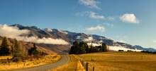 Beautiful Back Country Scenery...
