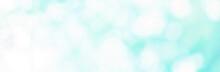 Abstract Blur Focus Green Boke...