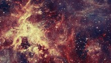 Travel To Tarantula Nebula Sta...