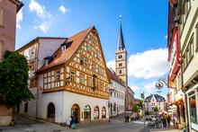Historische Altstadt, Ochsenfu...