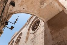 Old Buildings On Via Dolorosa ...