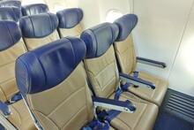 Interior View Of Empty Seats O...