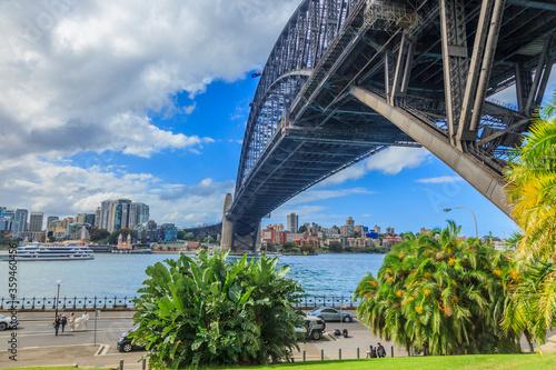 Photo of the Harbour Bridge in Sydney © Aquarius
