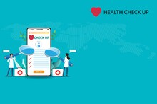 Concept Of Medical Health Chec...